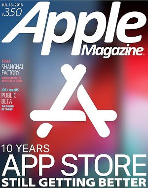 AppleMagazine - July 13, 2018
