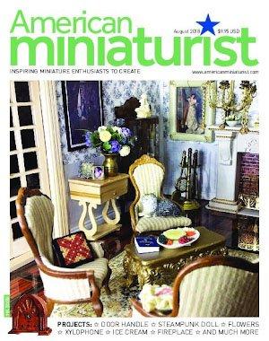 American Miniaturist – August 2018