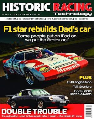 Historic Racing Technology – July 2018