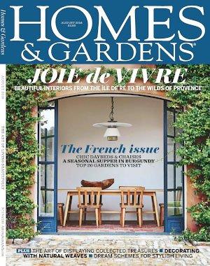 Homes & Gardens UK - August 2018