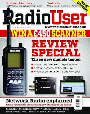 Radio User – August 2018