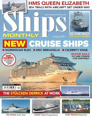 Ships Monthly – September 2018