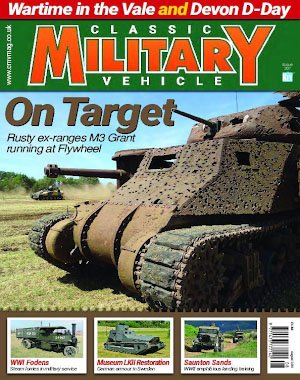 Classic Military Vehicle – August 2018