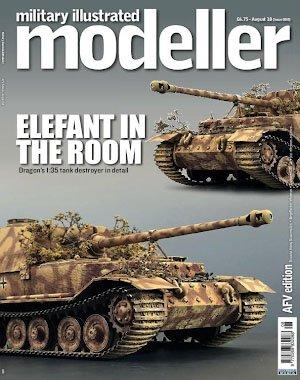 Military Illustrated Modeller – August 2018