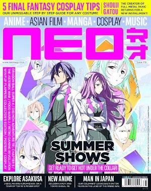 NEO Magazine – August 2018