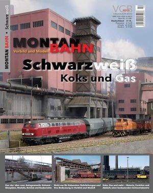 Montan Bahn - Schwarzweiß Koks und Gas 2018
