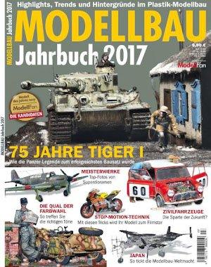 ModellFan Sonderheft - Modellbau Jahrbuch 2017