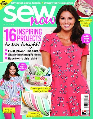 Sew Now – August 2018