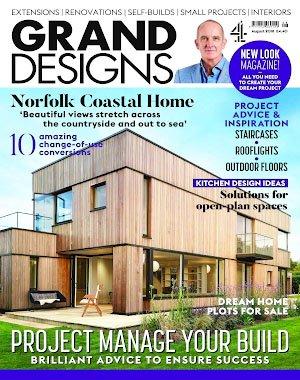 Grand Designs UK – August 2018