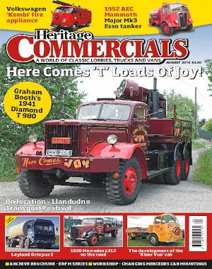 Heritage Commercials – August 2018