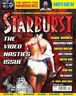 Starburst - August 2018