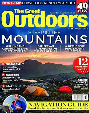 The Great Outdoors – August 2018
