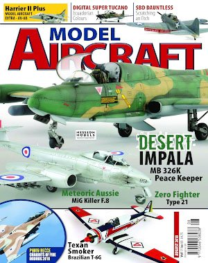Model Aircraft – August 2018