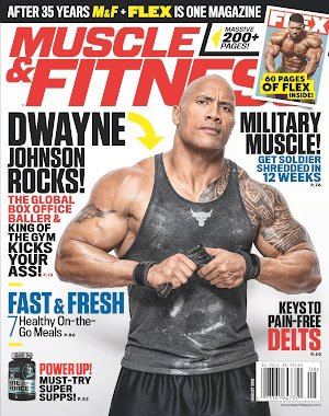 Muscle & Fitness USA - August 2018