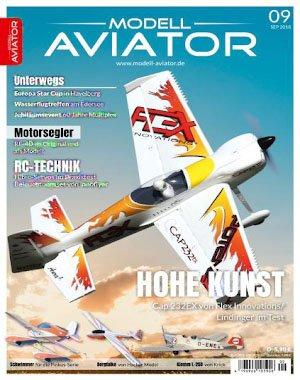 Modell Aviator - September 2018