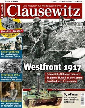 Clausewitz - Juli-August 2018