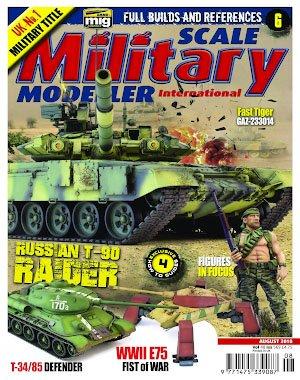 Scale Military Modeller International – August 2018