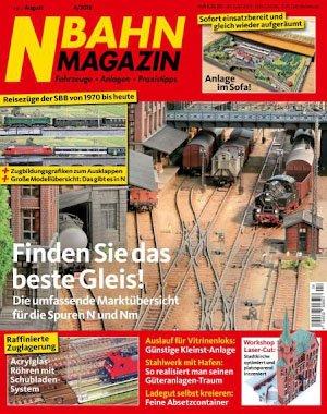 N-Bahn Magazin - Juli-August 2018