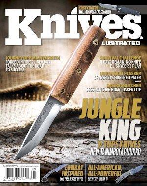 Knives Illustrated – September 2018