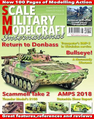 Military Modelcraft International - August 2018