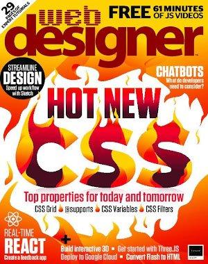 Web Designer UK – August 2018