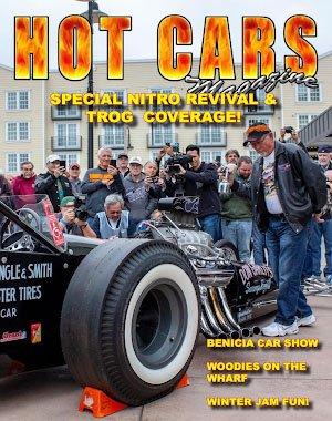 Hot Cars - July 2018