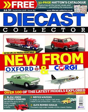 Diecast Collector – September 2018