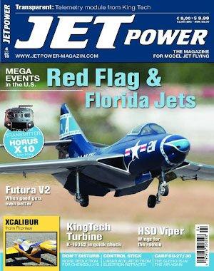 Jetpower – July 2018