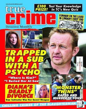 True Crime – August 2018