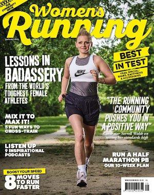 Women's Running UK – September 2018