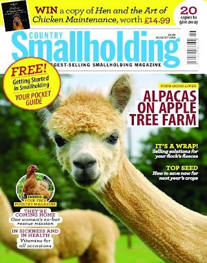 Country Smallholding – August 2018