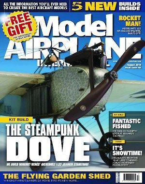 Model Airplane International – August 2018