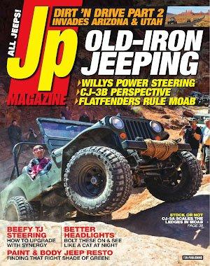 JP Magazine - October 2018