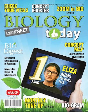 Biology Today - August 2018