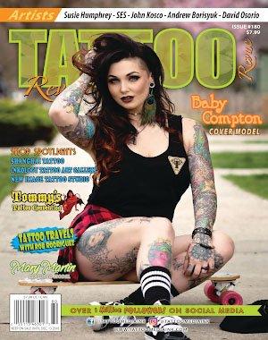 Tattoo Revue - August 2018