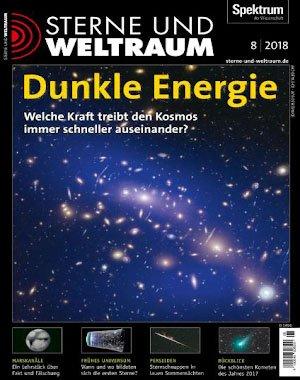 Sterne und Weltraum - August 2018