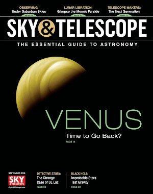 Sky & Telescope – September 2018