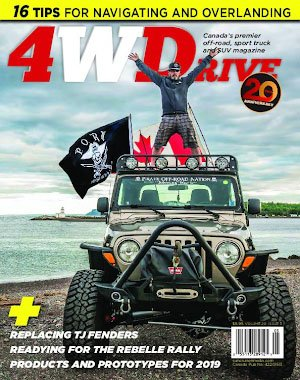 Four Wheel Drive – July/August 2018