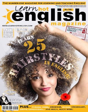 Learn Hot English – August 2018