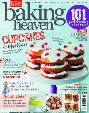 Baking Heaven – August/September 2018
