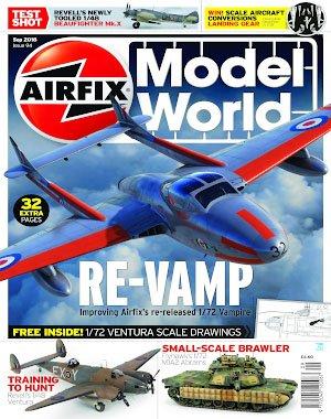 Airfix Model World – September 2018