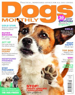 Dogs Monthly – September 2018