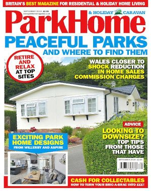 Park Home & Holiday Caravan – September 2018