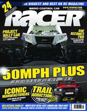 Radio Control Car Racer – September 2018