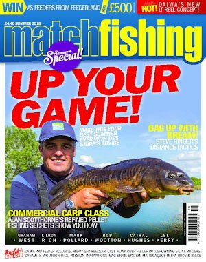Match Fishing – September 2018