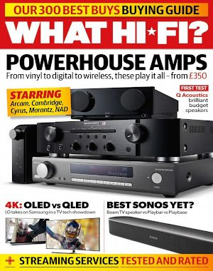 What Hi-Fi? - September 2018