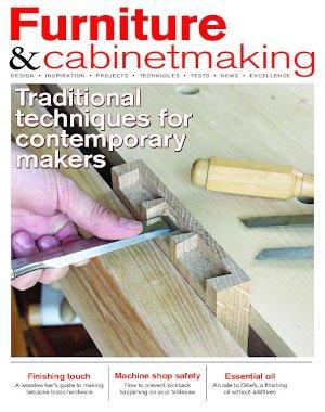 Furniture & Cabinetmaking – September 2018