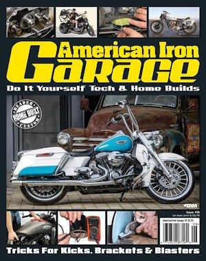 American Iron Garage - August/September 2018