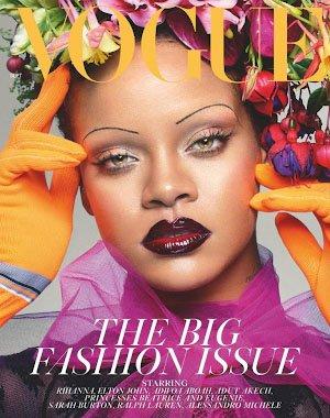 British Vogue - September 2018