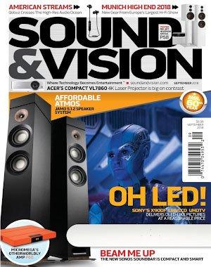 Sound & Vision - September 2018